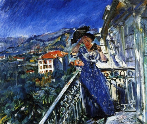 On the Balcony in Bordighera.jpg