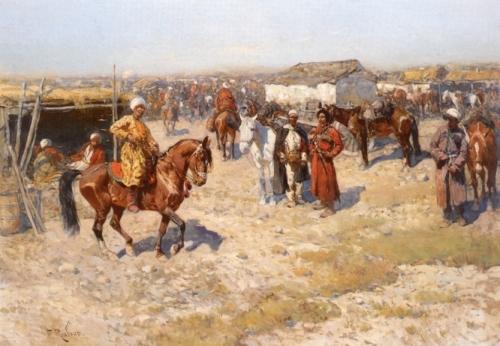 Central Asian Horse Market.jpg