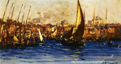 The Port of Istambul.jpg