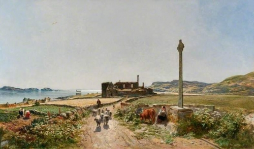 A Sunny Day in Iona.jpg