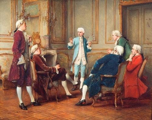 Discourse in a Rococo Interior.jpg