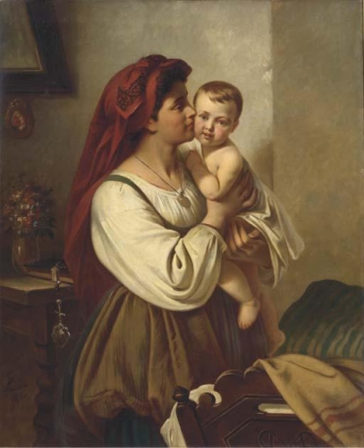 A Mothers Kiss.jpg