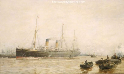 The Teutonic Leaving Liverpool.jpg