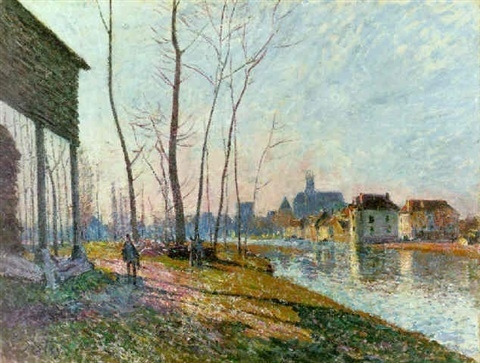 A February Morning at Moret-sur-Loing.jpg