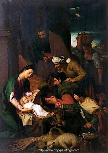 The Adoration of the Shepherds after Diego Velázquez).jpg