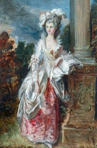 The Honourable Mrs Thomas Graham after Thomas Gainsborough).jpg