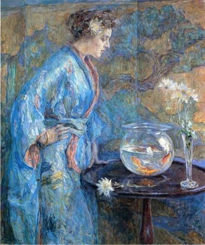 Girl in Blue Kimono.jpg