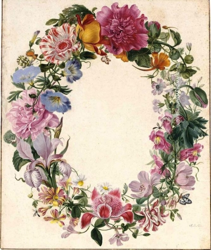 A Wreath of Various Flowers.jpg