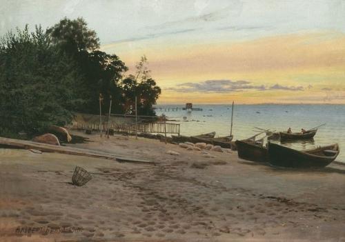 Evening on the Seashore.jpg