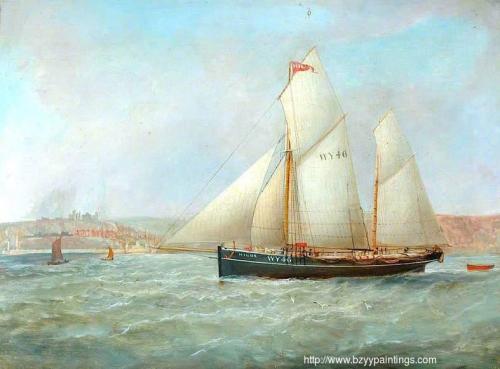 The Brig Hilda WY64 off Whitby.jpg