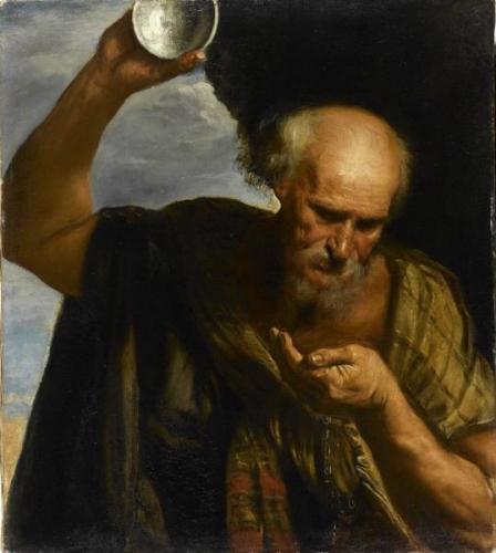 Diogène buvant Diogenes Drinking).jpg