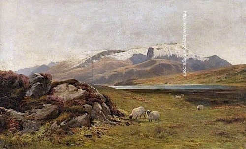 Ben Nevis: The First Snow.jpg