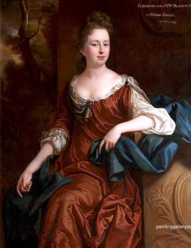 Elizabeth Kirkley First Wife of Sir William Blackett 1st Bt.jpg