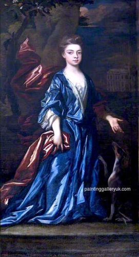 Eleanor Brownlow Later Viscountess Tyrconnel as a Young Girl.jpg
