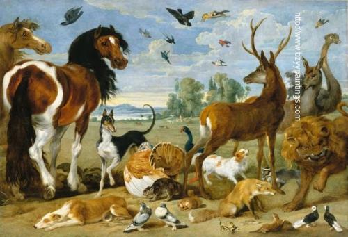 Animals Entering the Ark of Noah.jpg