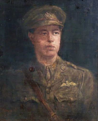 Portrait of a Young Royal Flying Corps Officer.jpg