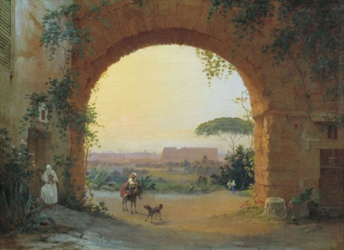 Italian Landscape in the Outskirts of Rome.jpg