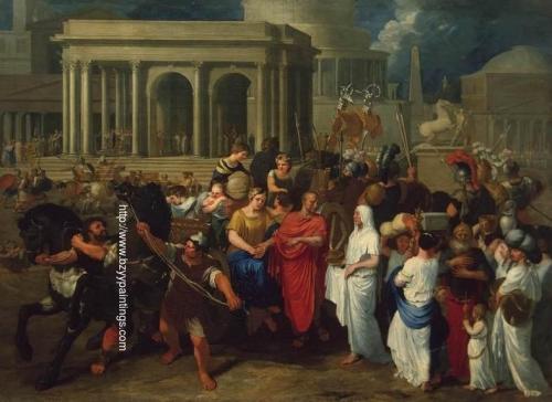 Lucius Albinus Giving his Carriage to Vestals.jpg