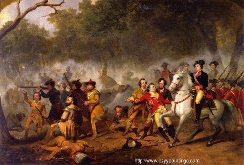 Washington as Captain in the French and Indian War.jpg