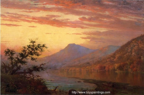 Sunset Adirondack Lake.jpg