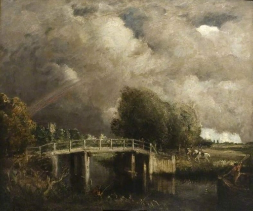 The Fen Bridge near Dedham also known as Constables Country).jpg