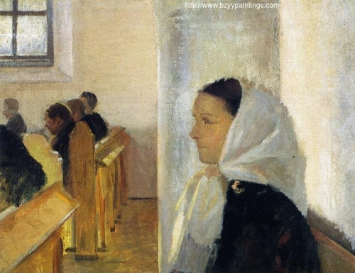 Young Girl with White Scarf in the Skagen Church.jpg